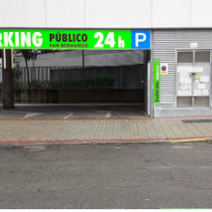 Estacionamento Público SAN BERNARDO (Coberto) Sevilla