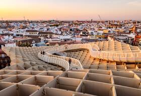 Parques de estacionamento San Bernardo em Sevilla - Reserve ao melhor preço