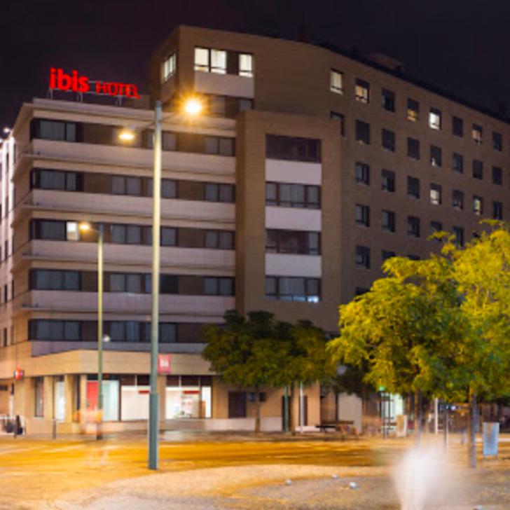 Estacionamento Hotel IBIS ZARAGOZA CENTRO (Coberto) Zaragoza