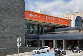 Parques de estacionamento Hôpital Sant Joan de Deu em Manrèse - Reserve ao melhor preço
