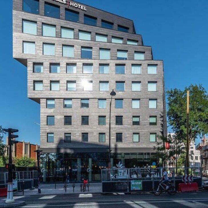 Estacionamento Hotel MAISON MONTMARTRE (Coberto) Paris