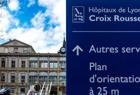 Hôpital Croix Rousse car parks in Lyon - Book at the best price