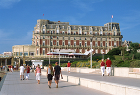Car parks in Biarritz city centre - Book at the best price