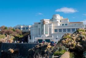 Aquarium car parks in Biarritz - Book at the best price