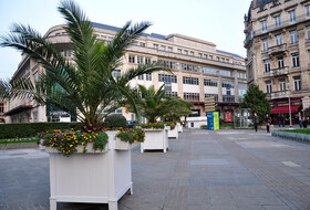 Car parks in Nancy city centre - Book at the best price