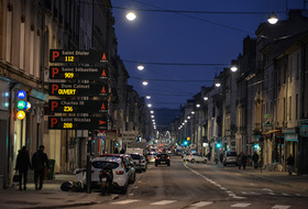 Rue des Fabriques car parks in Nancy - Book at the best price