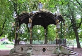 Parc de la pépinière car parks in Nancy - Book at the best price