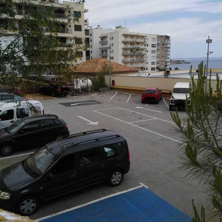 Estacionamento Público PLAZA SANTA MÓNICA (Exterior) Palma de Mallorca