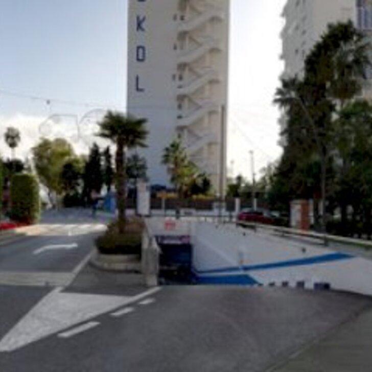 Parking Público APK2 ARIAS MALDONADO (Cubierto) Marbella