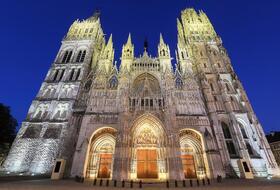 Parkplätze Cathédrale de Rouen in Rouen - Buchen Sie zum besten Preis