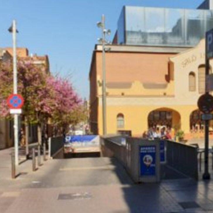 Parking Público APK2 PLAÇA IMPERIAL (Cubierto) Sabadell