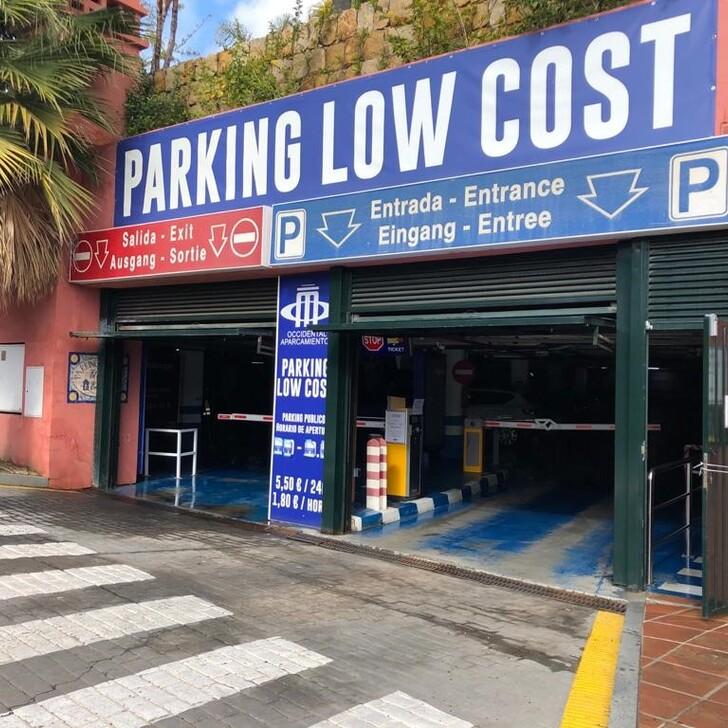 Parking Público APK2 LA ERMINTA (Cubierto) Marbella