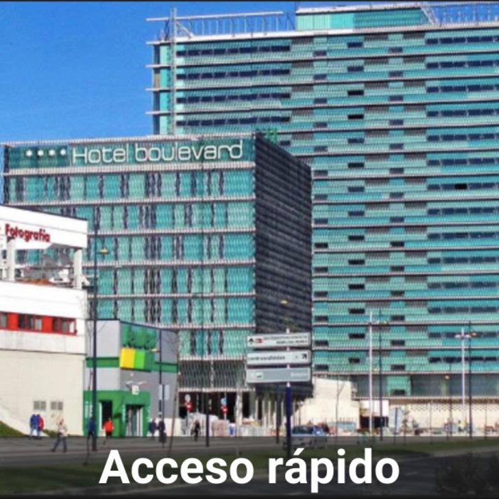 Parking Hotel SERCOTEL BOULEVARD (Cubierto) Vitoria-Gasteiz