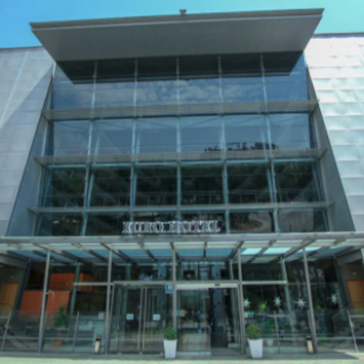 Parking Hotel EUROHOTEL GRAN VIA FIRA BCN (Cubierto) L´hospitalet del Llobregat