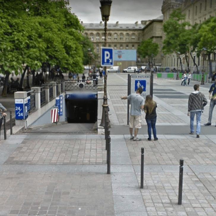 Parking Público INDIGO LUTÈCE-CITÉ (Cubierto) Paris