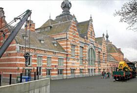 Parkings Gare de Malines à Mechelen - Réservez au meilleur prix