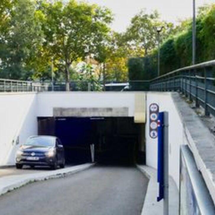 Parking Público SAEMES PORTE D'ORLÉANS ABO (Cubierto) Paris