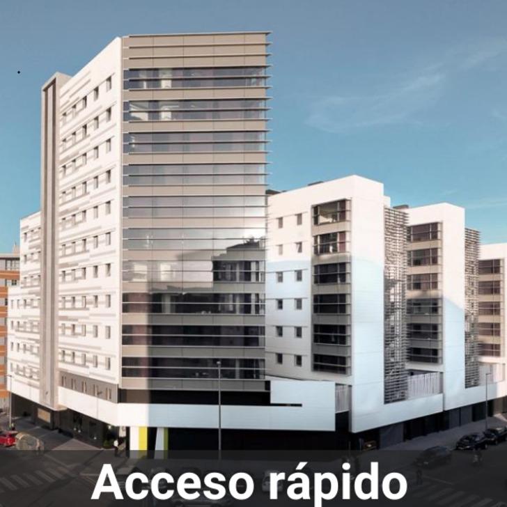Estacionamento Edifício TSH CAMPUS BARCELONA MARINA (Coberto) Barcelona