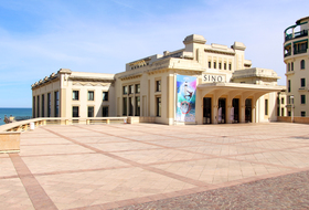 Parkings Casino Municipal de Biarritz à Biarritz - Réservez au meilleur prix