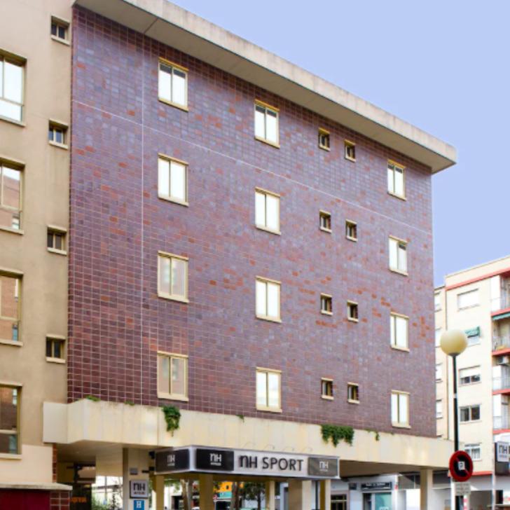 Parking Hotel NH SPORT ZARAGOZA (Cubierto) Zaragoza
