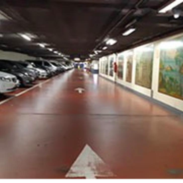 Estacionamento Público BOULEVARD SAN SEBASTIÁN EMPARK (Coberto) Donostia