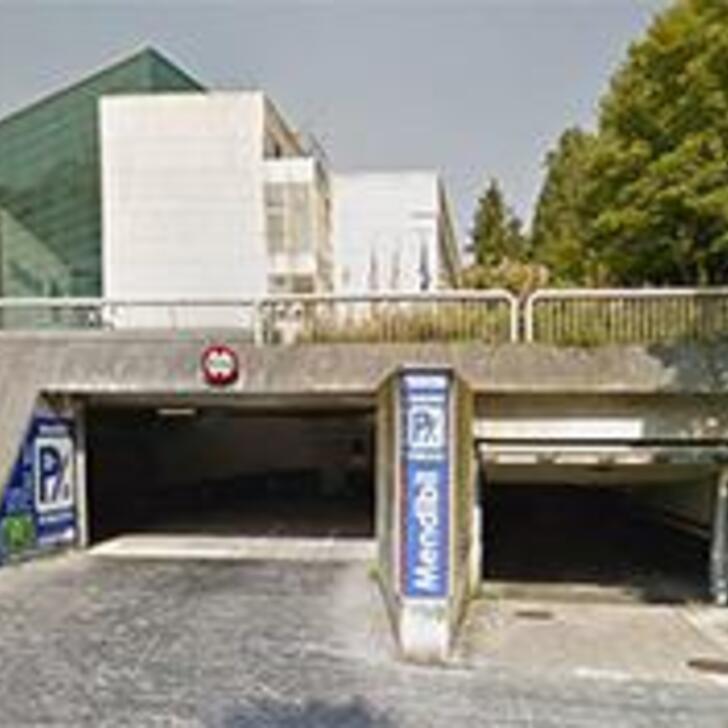 Estacionamento Público MENDIBIL EMPARK (Coberto) Irún