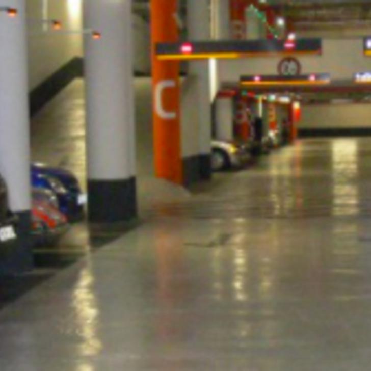 Parking Público PLAZA DE SAN JUAN EMPARK (Cubierto) Irún