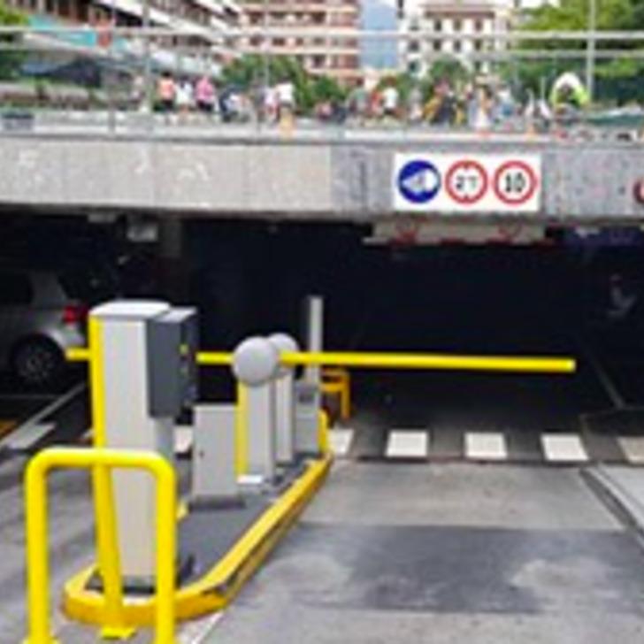 Estacionamento Público PASEO DE COLÓN EMPARK (Coberto) Irún