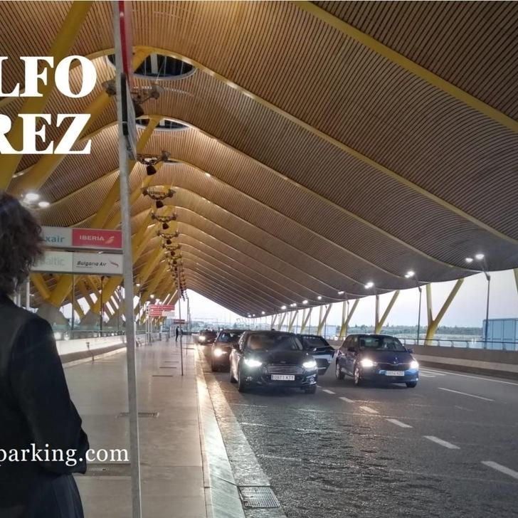 Parking Servicio VIP BIPBIP BARAJAS (Exterior) Madrid