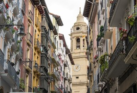 Car parks in Pamplona - Book at the best price