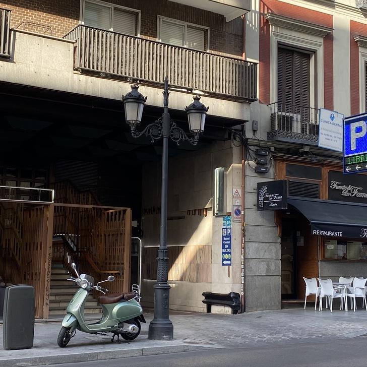 Parking Público ATOCHA 70 (Cubierto) Madrid