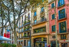 Parques de estacionamento Rambla de Catalunya em Barcelona - Reserve ao melhor preço