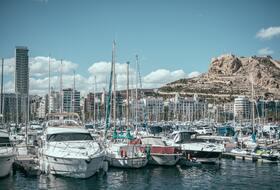 Parkings Lieux d'intérêt  à Alicante - Réservez au meilleur prix
